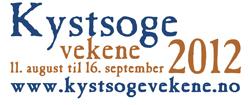 Kystsogevekene 2012 frå 11. august til 16. september
