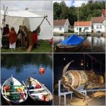 Askøy: Strusshamn, Hanevik og Herdla