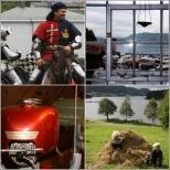Bergen: Bergenhus, Salhus, Sandviken og Hordamuseet