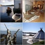 Øygarden: Kystmuseet og Vik