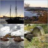 Fitjar: Seladon, Fitjarøyane