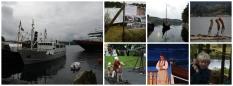 Fleire generasjonar av båtar er med. På Holmeknappen i Meland brukar Hurtigruten å helse på både Oster og Vestgar. I år var det vikingmarknad på Spurkeland i Lindås, på Bergenhusdagane i Bergen kunne ein møte både store og små riddarar. Musikkspelet På Ramnens dag i Skjerjehamn i Gulen fortalte ei dramatisk historie om ein skjebnedag i 1822. På Hanevik i Askøy viste dei bilete frå Gamle dagar. I Fitjar var det kunstprosjektet 5000 generasjonar av fuglar, og på Manger i Radøy var det opning splitter ny klatreløype.