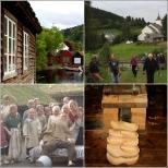 Osterøy: Mjøsvågen, Gjerstad, Trolldom og Treskofabrikken