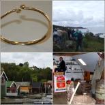 Sveio: Gullringen frå Vikse Sjøhuset i Buavåg