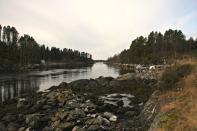 Ut mot fjordbassenget