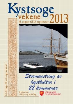 Forsida på årets programhefte