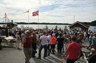 Folkefest i Lindås w