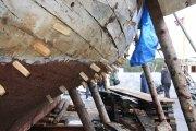 Skipsreparasjon på Vervadagen 2009