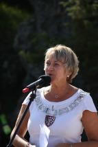 Ordførar Astrid Aa Byrknes