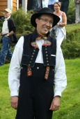 Erik Vangsnes er kulturleiar i Fusa kommune