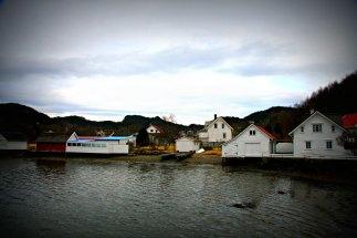 Kaien i Førde har god plass til båter og aktiviteter