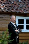 Sveinung Norheim er leiar Sævareid Ungdomslag, og i arbeidsgruppa som står bak arrangementet