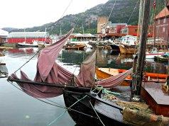 Mange flotte båter ved Skuteviksboder Kystkultursenter