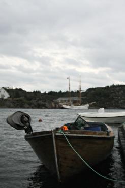 Nye og gamle båtar