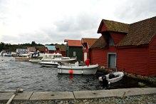 I Forlandsvågen er det levande kystkultur i flott bygningsmiljø