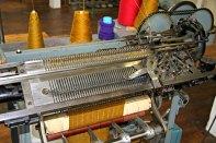 En strikkemaskin