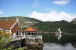 Fjordturar i Sævareidsfjorden med Seladon
