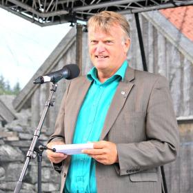 Styreleiar Ove Trellevik
