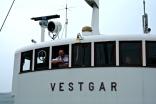Vestgar var med på fleire arrangement i Kystsogevekene, mellom anna på den Offisielle opninga i Øygarden.