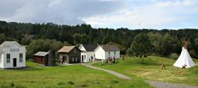 Husrekka på Sletta er litt framand og eksotisk