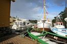 Flotte båtar av ulik årgang