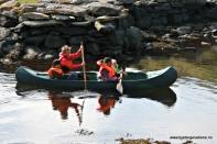 Kanopadling og Kleppevikpris på Kyststemne i Trellevik