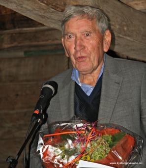Nils Harald Lie vart tildelt Johannes Kleppevik Minnepris 2014