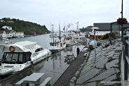 Ei samlig nye og gamle båtar