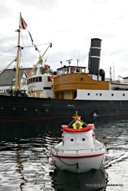 En annan prøvetur med den nye Eliasbåten