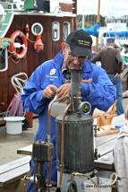 Motorar frå Stord Maritime Museum