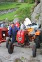 Gamle traktorar og motorar er også kjekt