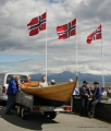 Tysnes har rike båtbyggartradisjonar