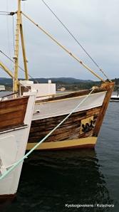 Flotte båtar ved kai i Glesvær