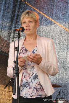 Fiskeridirektør Liv Holmefjord