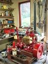rød motor-001