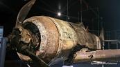 GUL 15, flyet frå 2. verdskrig i Herdla Museum