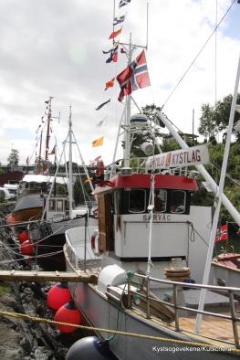 Kuleseid kanalen, Finnås - Bømlo