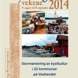 Programforside Kystsogevekene 2014