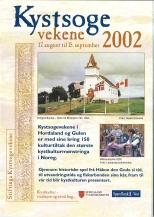 Programforside Kystsogevekene 2002