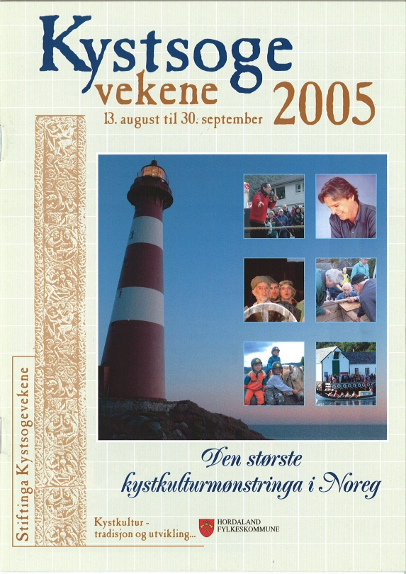 Programforside Kkystsogevekene 2005