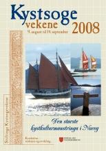 Kystsogevekene 2008 vart opna i samband med The Tall Ships' Races i Bergen. Dei store seglskutene i Vågen var ei flott ramme, og var startskotet for fem veker med over 150 arrangement i fantastisk haustver.