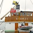 Ein tur med Stord 1 gjev høve til å utforske den flotte båten