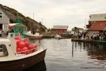 Eliasbåten og andre båtar i indre hamn