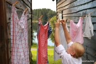 Nyvaska klede