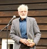 Leiar i Radøy sogelag Einar Borgund