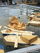 Nybygde båter på