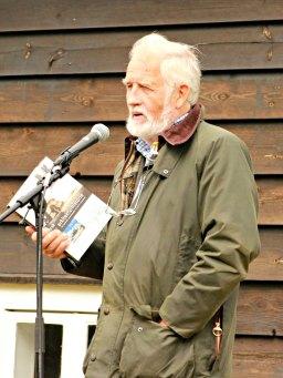 Nils Georg Brekke snakka om byggeskikken