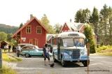 Veteranbuss og biler