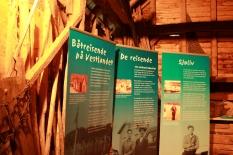 Utstillinga om Båtreisande på Vestlandet