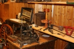 Museumssamling i kjellaren